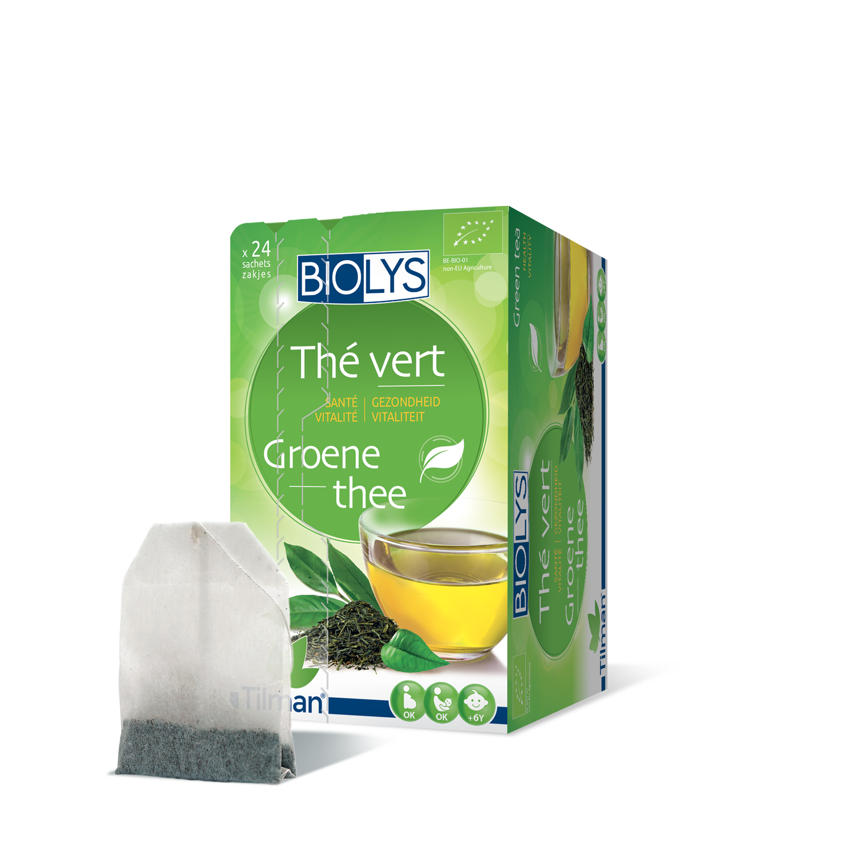 Biolys Groene thee