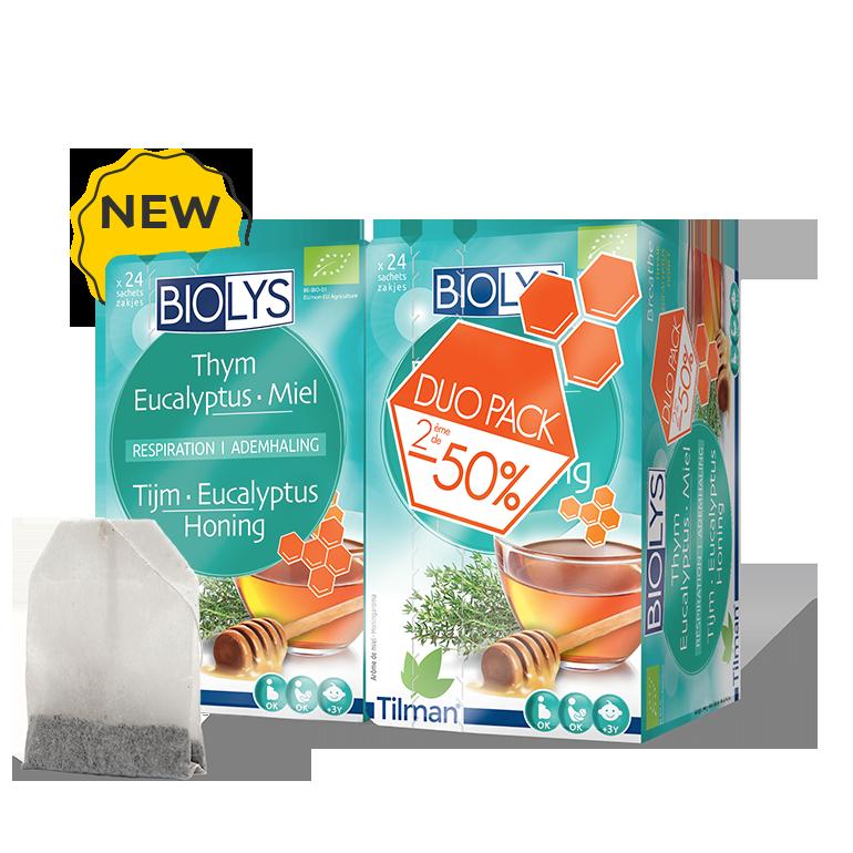 Biolys Thym-Eucalyptus-Miel [DUOPACK]